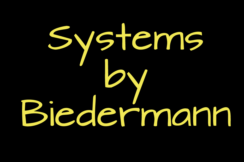 Systems by Biedermann